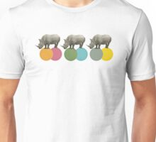 Rambling Rhinos Unisex T-Shirt