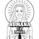 Romana Is My Homegirl by rachelleabellar