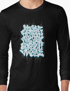 Graffiti Alphabet T-Shirt