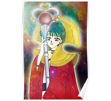 Time Lady Setsuna Poster