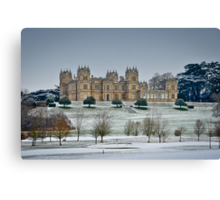 Mentmore Towers Canvas Print