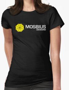 Mosbius Designs Womens Fitted T-Shirt