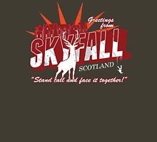 Greetings from Skyfall Unisex T-Shirt