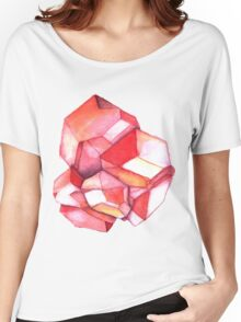 Garnet – January birthstone Women's Relaxed Fit T-Shirt