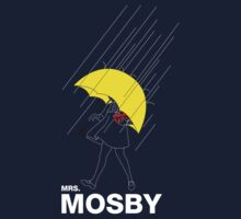 Mrs. Mosby by huckblade