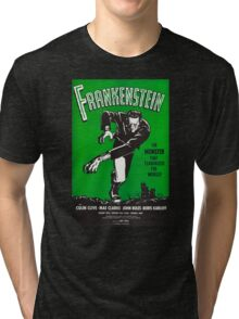 Frankenstein - Vintage Tri-blend T-Shirt