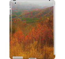Ellijay, Georgia - Fort Mountain iPad Case/Skin