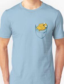 Adventure Time: Jake in Pocket Unisex T-Shirt
