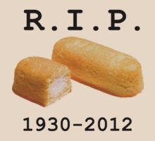 Twinkies, Never Forget by Matt Overstreet