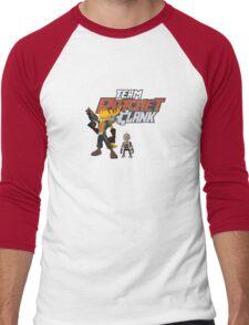 Team Ratchet & Clank Men's Baseball ¾ T-Shirt