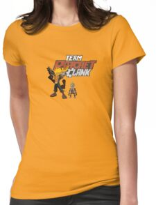 Team Ratchet & Clank Womens Fitted T-Shirt