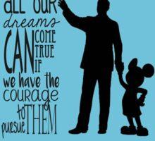Walt's Words Sticker