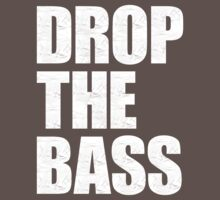 DROP THE BASS Baby Tee