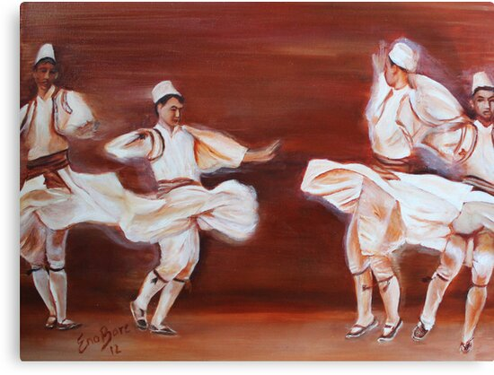 Dance by Eno Bare