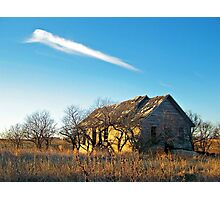 Prairie Memories Photographic Print