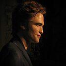 Robert Pattinson, Madame Tussauds, NYC by Jane Neill-Hancock