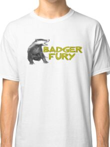 Badger Fury Classic T-Shirt