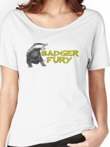 Badger Fury Women's Relaxed Fit T-Shirt