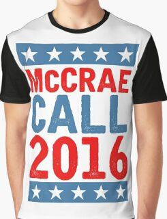 McCrea / Call 2016 Presidential Campaign - Lonesome Dove  Graphic T-Shirt