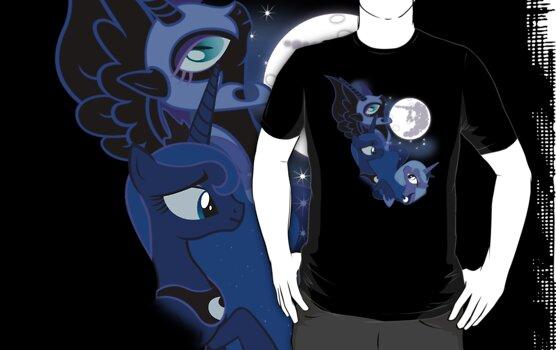 3 Luna Moon by AniMayhem