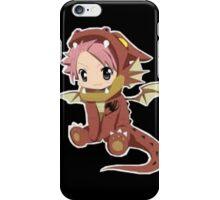 Natsu Dragneel (chibi) iPhone Case/Skin