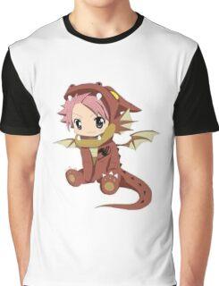 Natsu Dragneel (chibi) Graphic T-Shirt