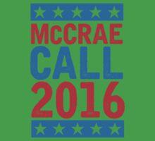 McCrea / Call 2016 Presidential Campaign - Lonesome Dove  Baby Tee