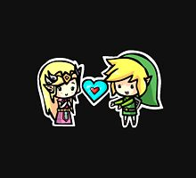 Link and Zelda Unisex T-Shirt