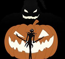 The Pumpkin King! [Nightmare Before Christmas] by Ruwah