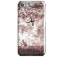 Going Down iPhone Case/Skin