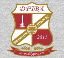 The Swindon Town Swoodilypoopers 2 by totesmyalpaca