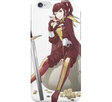 Anna Fire Emblem Design iPhone Case/Skin