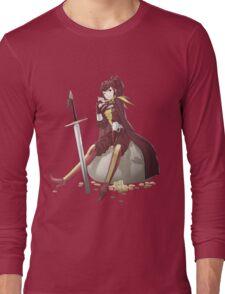 Anna Fire Emblem Design Long Sleeve T-Shirt