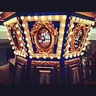 Carousel ride by tarraphoto