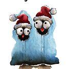 Santa's coming by StressieCat