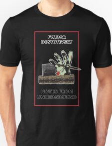 Notes From Underground Zombie T-Shirt