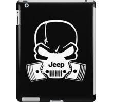Jeep Pistons iPad Case/Skin