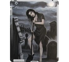 Ghoulish Devotion iPad Case/Skin