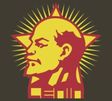 Lenin by monsterplanet
