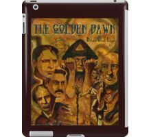 The Golden Dawn iPad Case/Skin