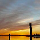 Winter Sunsest by joAnn lense