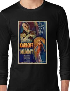 Mummy - Boris Karloff T-Shirt