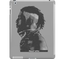 Flatbush Zombies Print - Meechy Darko iPad Case/Skin