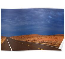 Goblin Valley Highway - Utah Poster