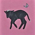 Little black sheep  by Trudi Hipworth