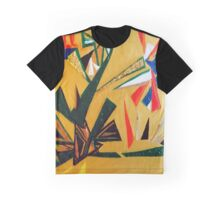 Oakland Wall Flower Design By Octavious Sage  Graphic T-Shirt