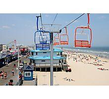 Sky Ride Photographic Print