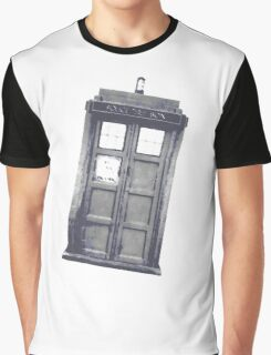 Police box style 2 Graphic T-Shirt