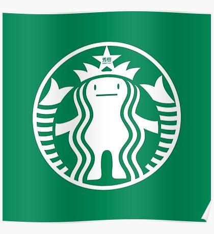 StarbucksDeki Poster