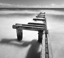 Mentone Groyne by Jim Worrall